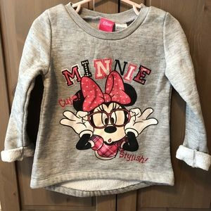 Minnie Pullover Sweater Top